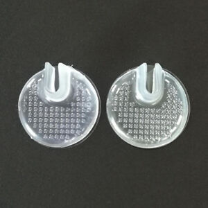 3be6c9a8cac466 Flip-Flop Silicone Gel Sandal Thong Protectors Toe Guards Cushions ...