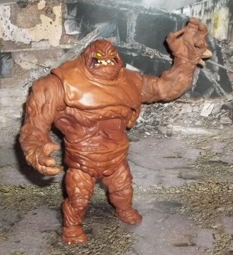 DC UNIVERS Super Héros Poings d/'argile Clayface FIGURE MATTEL S3 Sélectionnez sculpter