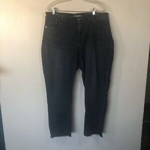5f4faaac Riders By Lee Womens Jeans 18 Mid Rise Curvy Fit Skinny Leg Stretch ...