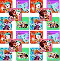 Disney Jojo's Jo Jo's Circus 20 Large Stickers Skeebo Goliath Dinky
