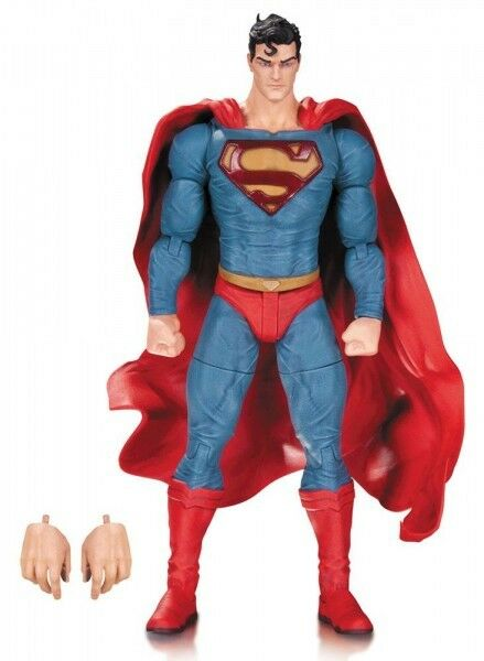 Dc comics designer figur superman von lee bermejo 6 11   16in 336114