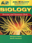 AQA (A) A2 Biology Revision and Summary Book by Martin Rowland, Margaret Baker (Paperback, 2004)