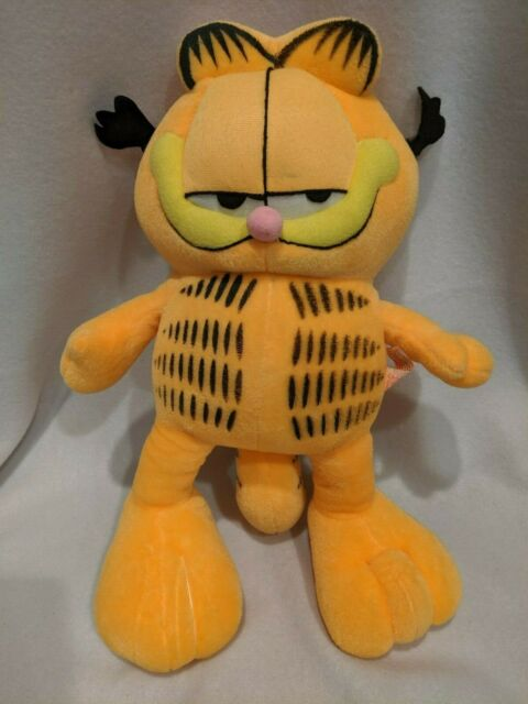 Large Garfield The Cat 18 Inch Plush From China Chinese Ebay