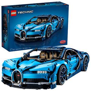 23799 for Lego 42083 Bugatti Chiron Custom Lot of 4 Metallic Silver Wheels