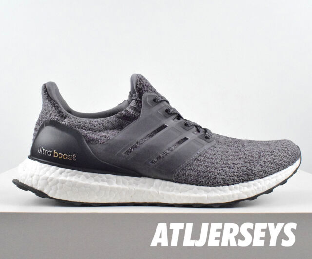 3a1f46d08 adidas Ultra Boost 3.0 Mystery Dark Heather Grey Ultraboost Ba8849 9 ...