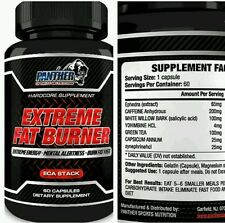 ECA.BEST  FAT BURNER Stack by Panther Sports Nutrition