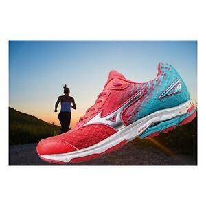 Chaussures De Running Jogging De Course de sport mizuno Wave Ultima 7 Rose Femme