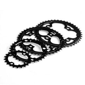 22T-32T-42T-44T-Bike-Bicycle-Chain-Ring-Chainring-For-SHIMANO-Crankset-New