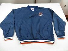 Used Marks Vtg Logo 7 Mens Denver Broncos Football Windbreaker Jacket Coat Sz L