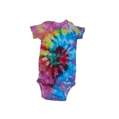 Tie Dye Baby Gerber Onesie Child Of Mine