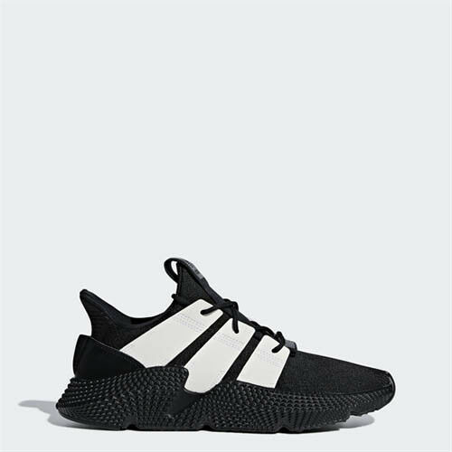 Adidas B37462 prophere Running Zapatos Zapatillas Negro blancoo