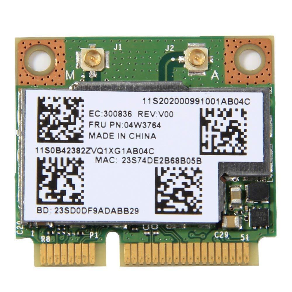 Original Lenovo Broadcom BCM943228HMB a/b/g/n WLAN Bluetooth PCIe Half 04W3764