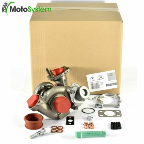 Turbolader Citroen Peugeot Ford 1.6 HDI TDCi 66kW 0375Q3 0375N5 3M5Q-6K682-DE