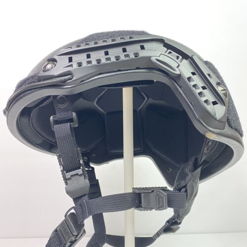 OD Green Replacement Add-on ARC Rails For HHV ATE Gen 1 /& 2 Ballistic Helmet OEM