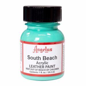 Angelus South Beach (261)Lederfarbe 29,5ml (20,17€/100ml) Leder Schuhfarbe