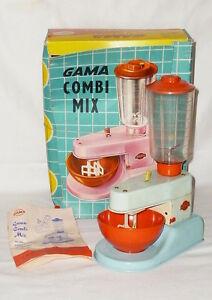 Antico Gama Miscelatore Combi Mix Giocattolo Di Latta Robot Cucina ...
