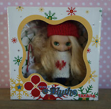 * WOW! SNOW WONDER PETITE BLYTHE PBL-12 * NRFB * FREE SHIP * US SELLER *