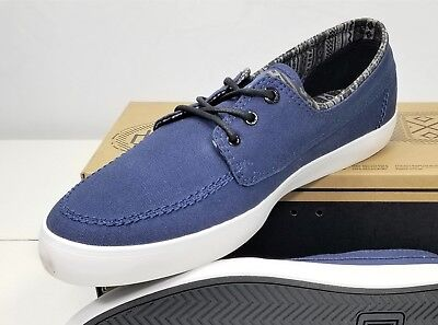New Converse Mens Navy Gray Skate Shoes Sneakers Size 12 Sea Star OX 146481C 886955320499 | eBay