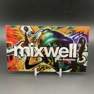 STICKER-Mixwell-Los-Angeles-OG-NEW