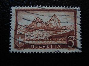 Switzerland-Stamp-Yvert-and-Tellier-N-244-Obl-A7-Stamp-Switzerland