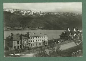 1951-RP-PC-VOSS-ST-TILH-FLEISCHERS-HOTEL-NORWAY-NORMANNS-PUBLISHED