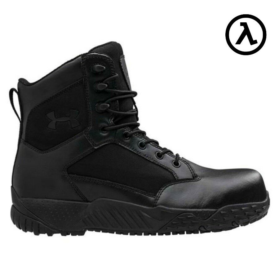UNDER ARMOUR STELLAR TAC PROJECT COMPOSITE TOE BOOTS 1276375 - ALL SIZES - NEW