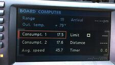 NEW LCD BMW 16:9 GPS Navigation Widescreen Monitor X5 m5 e39 e38 740 540