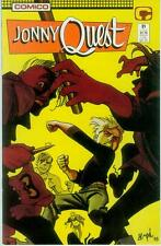 Jonny Quest # 31 (Marc Hempel, last issue) (USA, 1988)