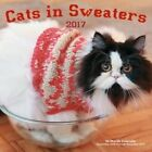 Cats in Sweaters Mini 2017 16-month Calendar September 2016 Through December 20
