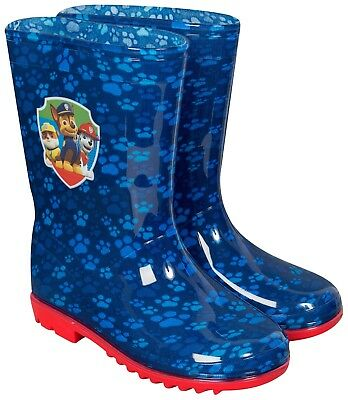 Paw Patrol Chase Boys Wellies