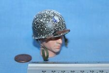 DID 1:6TH SCALE WW2 U.S. ARMY RADIO OPERATOR SPECIAL EDITION HELMET FROM PAUL