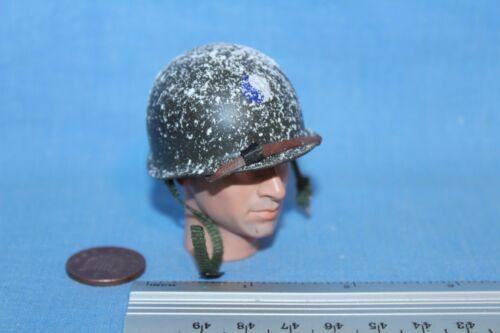 army opérateur radio special edition casque de paul Did 1:6TH échelle WW2 u.s