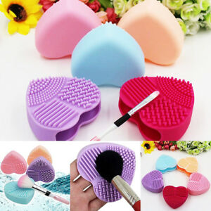 Makeup-Brush-Cleaner-Cosmetic-Cleaning-Silicone-Scrub-Foundation-Egg-brush-Tool