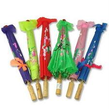 100x Japanese Chinese Umbrella Parasols Wholesale #61
