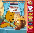 Winnie Puuh - 8-Button-Soundbuch von Walt Disney (2014, Gebundene Ausgabe)