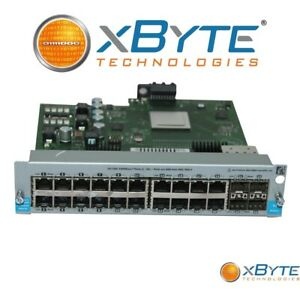 HPE-ProCurve-20P-1GbE-4P-SFP-vL-Switch-Module-J9033A