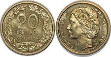 20 CENTIMES 1961 ESSAI CONCOURS DE ROBERT G.55.12