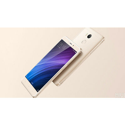 Xiaomi Redmi 4 64GB / 4GB Gold