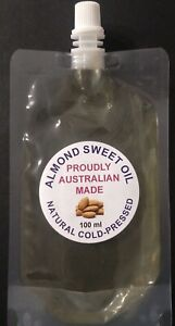 ALMOND-SWEET-OIL-100-ML-COLD-PRESSED-OIL-FREE-POSTAGE-SHIPPING-IN-AUSTRALIA