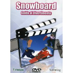 Snowboard-Guida-Al-Divertimento-Dvd-Nuovo