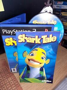 Shark-Tale-Sony-PlayStation-2-2004-PAL-Version