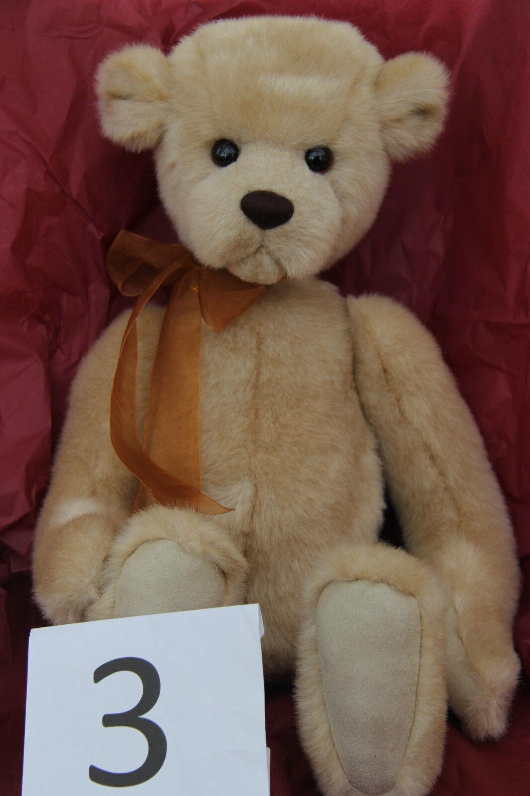 Charlie bears Teddybär Remember Klassisches Plüsch Teddybär bears - NEU mit Etikett 611eee
