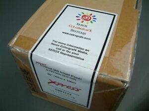Xerox 23R1177 White Ink Jet Paper Backdrop/Plott<wbr/>er/Art 36&#034; X 328 feet 5 mil