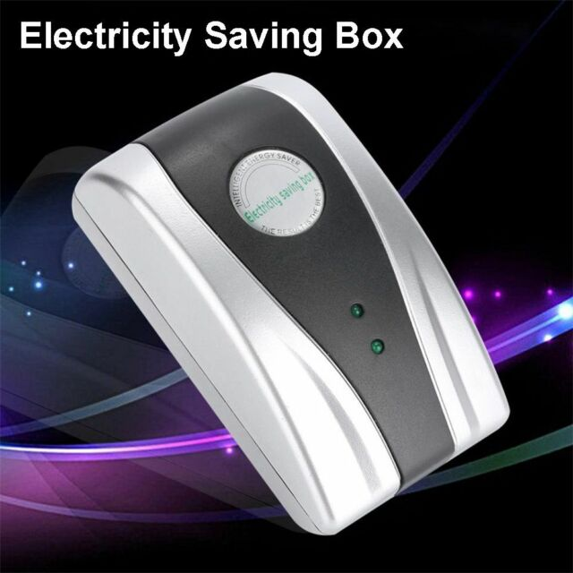 EcoWatt365 -NEW Power Energy Power saving box UK / US / EU Plug HQ Free shipping