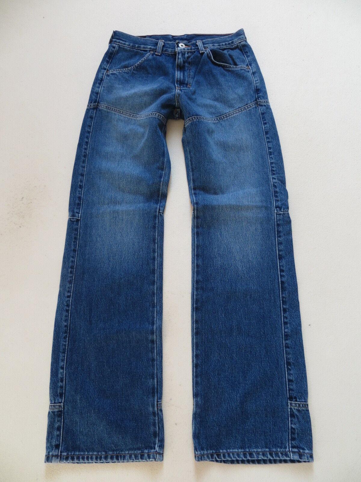 Mustang 9137 Worker Jeans Hose, W 29  L 32, NEU   bluee Denim, Robust & Bequem