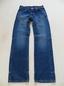 Mustang-9137-Worker-Jeans-Hose-W-29-L-32-NEU-Blue-Denim-Robust-amp-Bequem