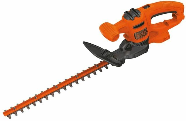 BLACK+DECKER 17 Inch Electric Hedge Trimmer 3.2Amp T-Handle BEHT150 FREESHIP NEW