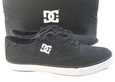 DC SHOES- MEN'S FLASH TX BLACKS/WHITE   size  8.5  P