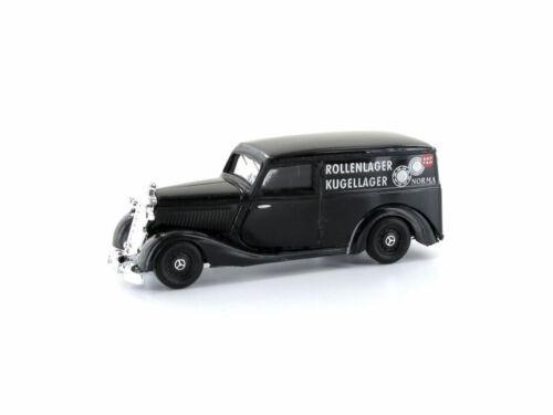 Busch 41501 H0 PKW Mercedes 170V Kugellager Fabrik