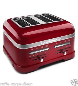 5KMT4205 TOSTAPANE 4 scomparti KitchenAid Artisan Toaster 4 ...